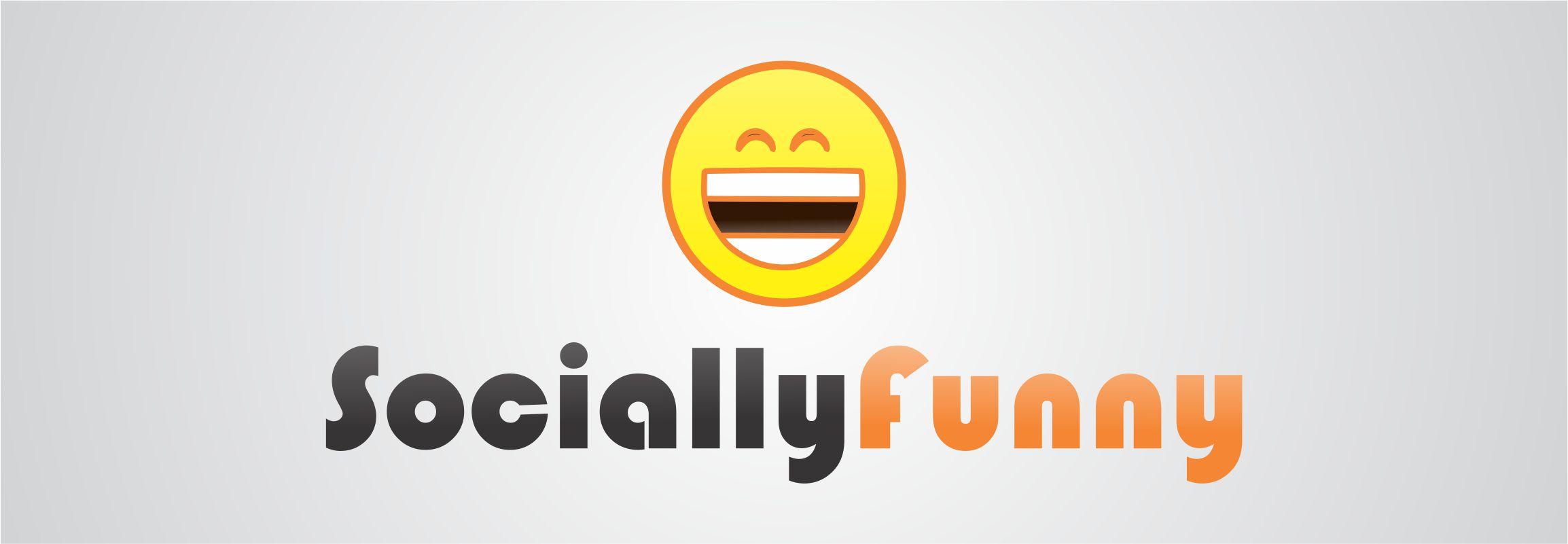 SociallyFunny.com Logo